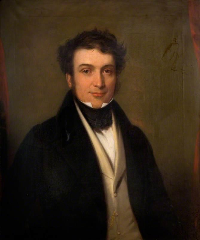 Alderman Thomas Sidney (1805–1889)