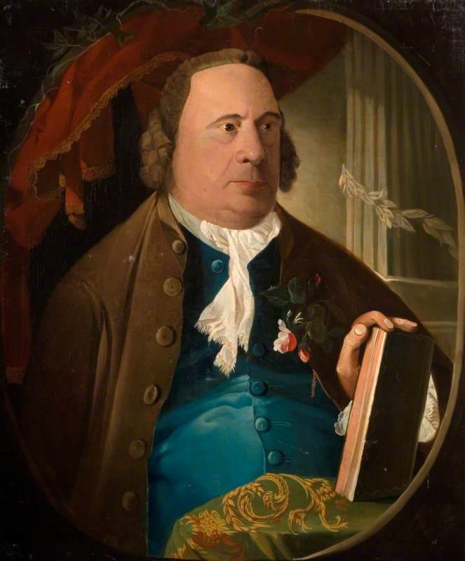 Portrait of an Unidentified Gentleman
