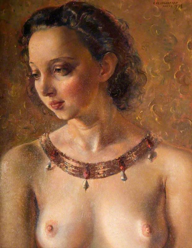 The Oriental Necklace