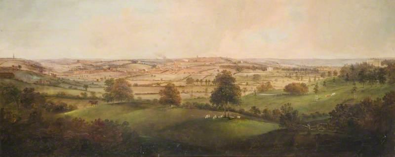 Potteries Landscape