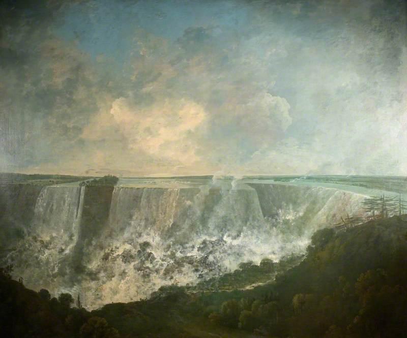 Falls of Niagara
