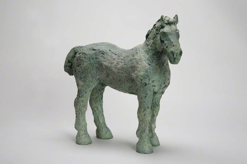Chinese Horse III