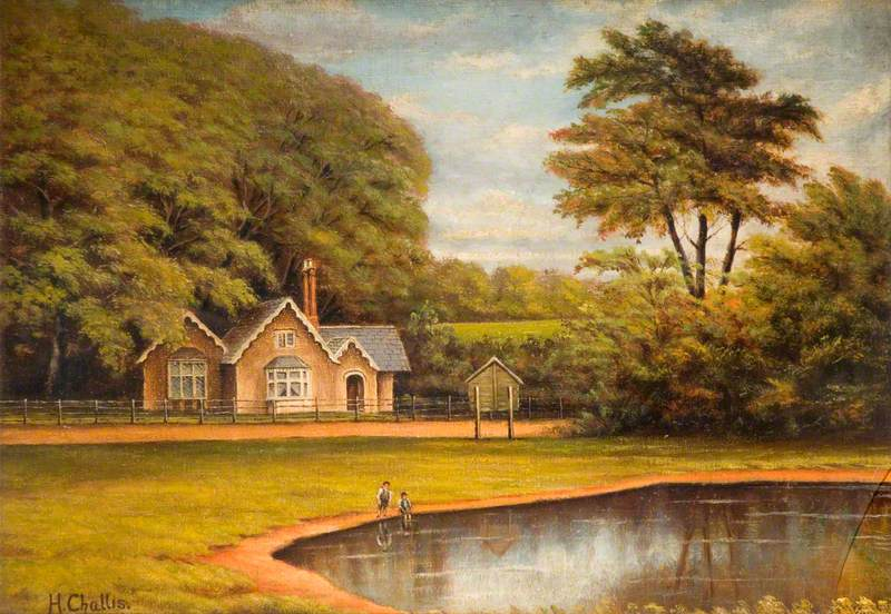 The Lodge, Warley Woods
