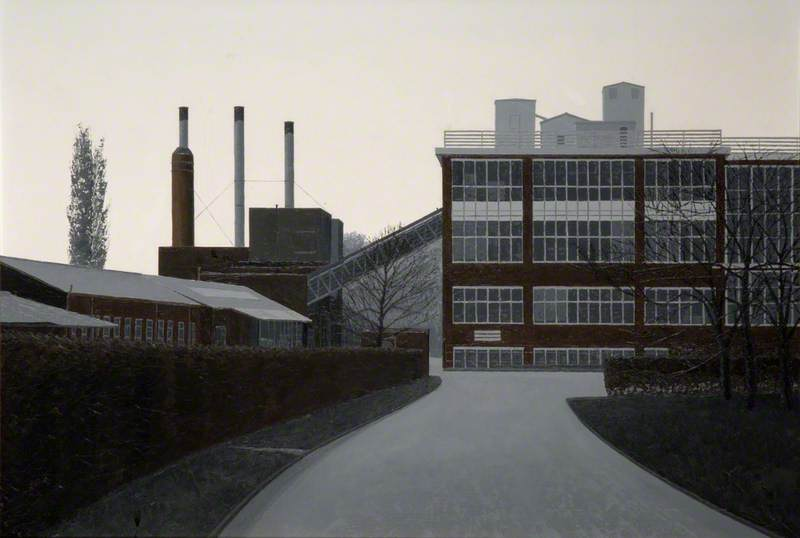 Powerhouse and Workshop, Wedgwood