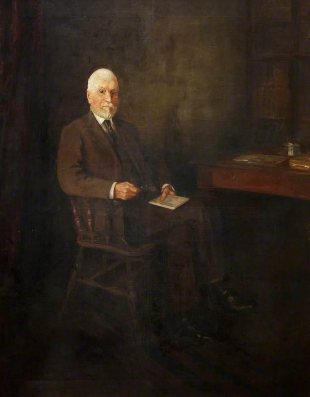 Roger Beck (1841–1923), Benefactor of Swansea General Hospital