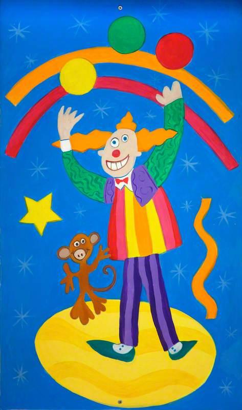 Children's Panel: Juggling Clown