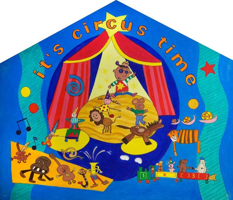 Children's Panel: Big Top