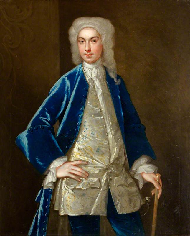 Sir James Clavering (1620–1702), Bt