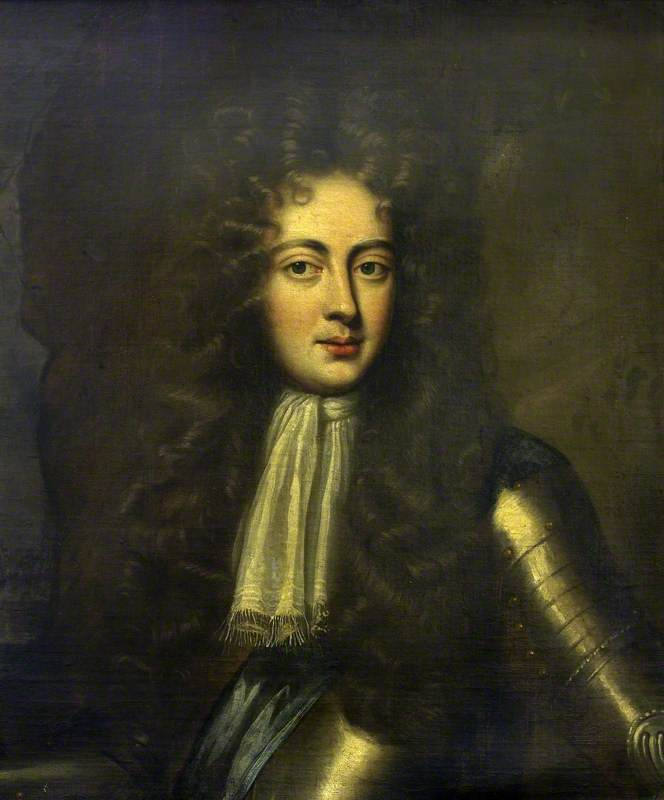 Thomas Herbert (1656–1733), 8th Earl of Pembroke, Lord-Lieutenant of Monmouthshire and Attorney General to Charles II