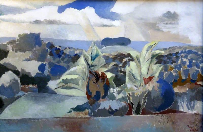Landscape of the Bagley Woods