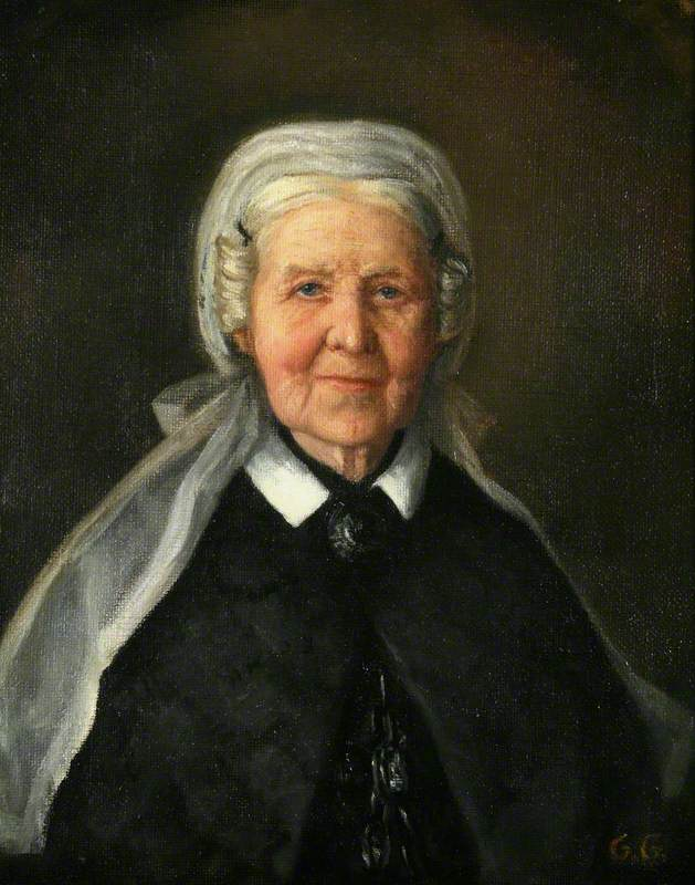 Mrs Octavia Howell, Founder of the Swansea Orphan Home