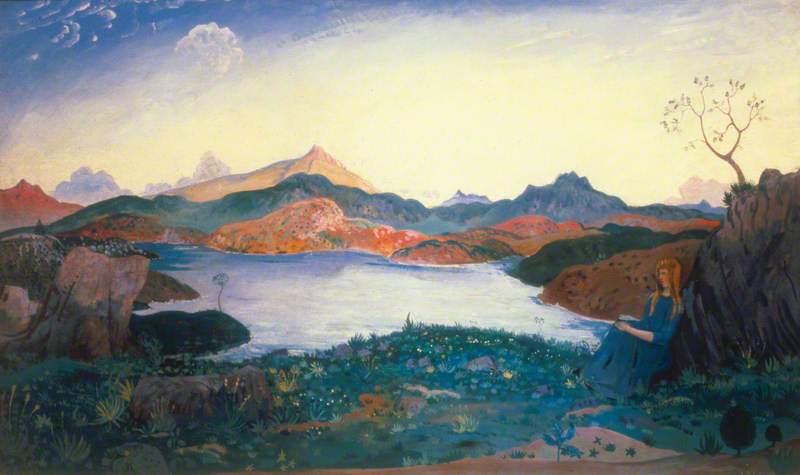 Garn Lake