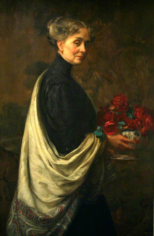 Martha, the Artist's Mother