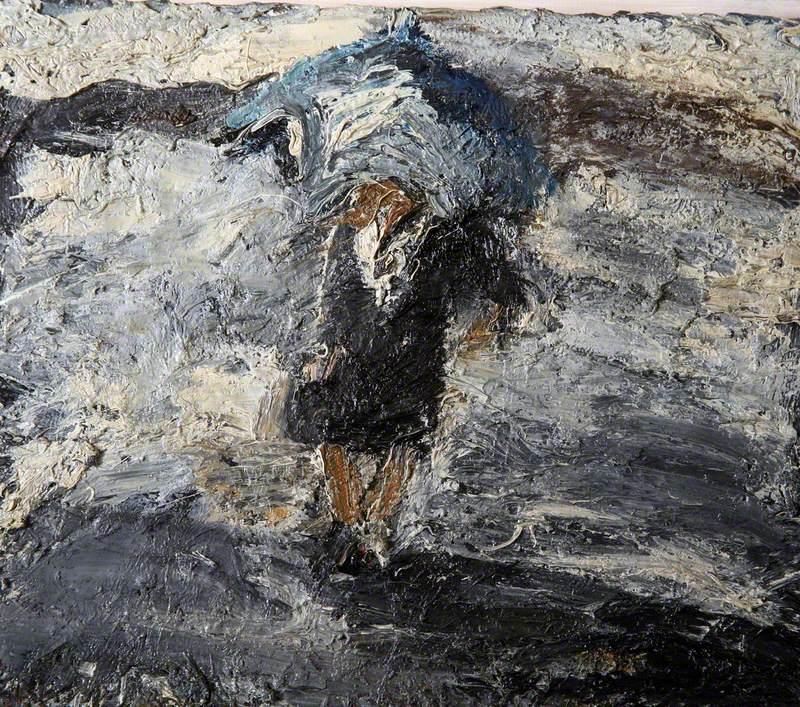Woman on the Promenade
