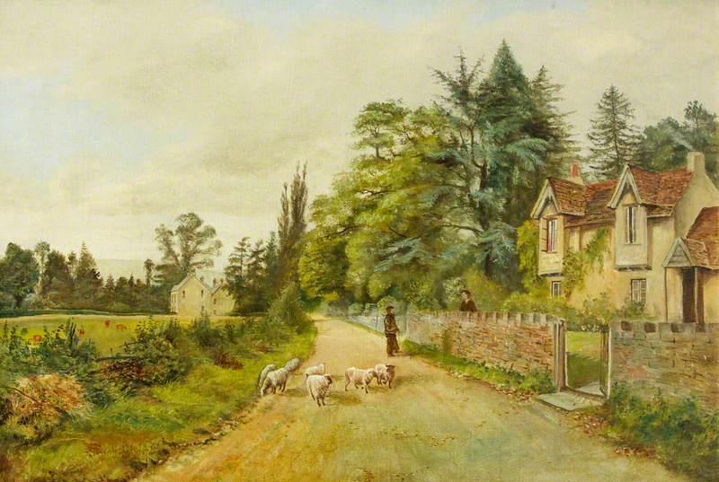 Cottage at Wyesham