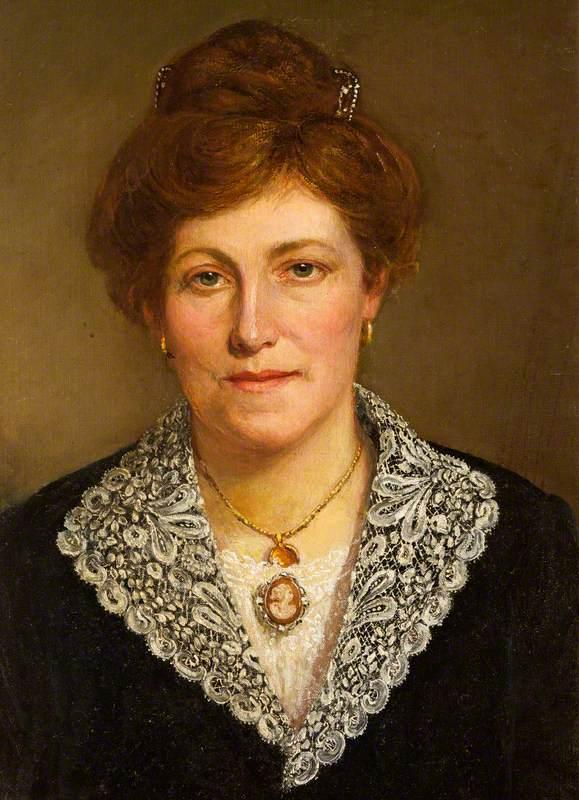 Rosetta Harris, née Lucas