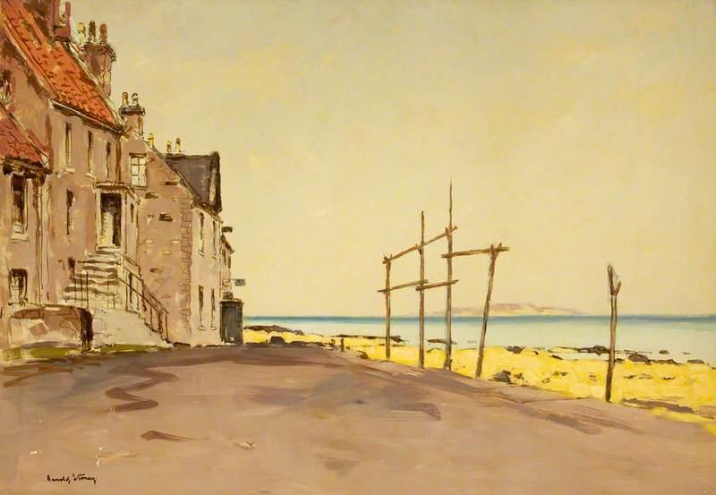 East Shore, St Monance, Fife