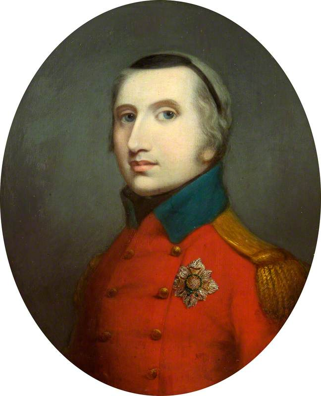 Lieutenant General Sir Charles Crawfurd