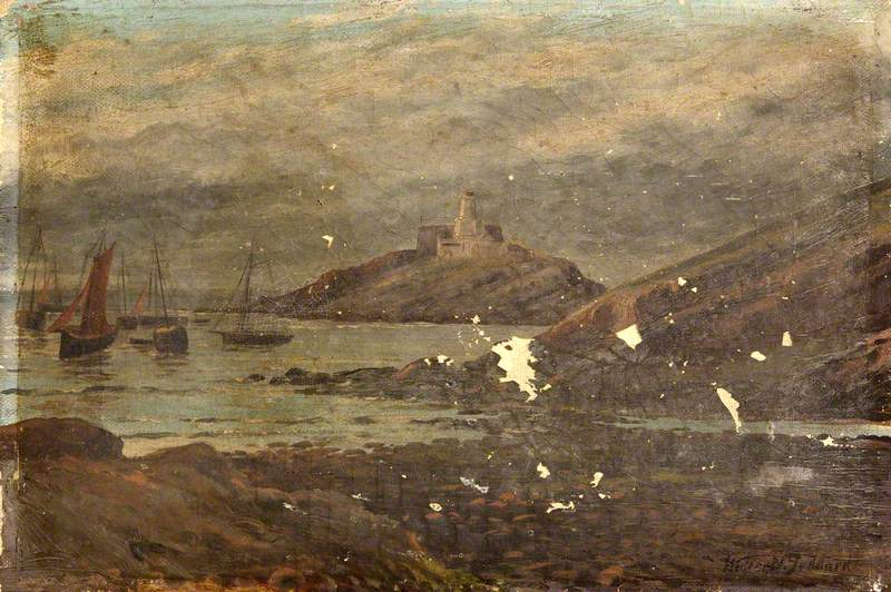 A View of Mumbles Lighthouse