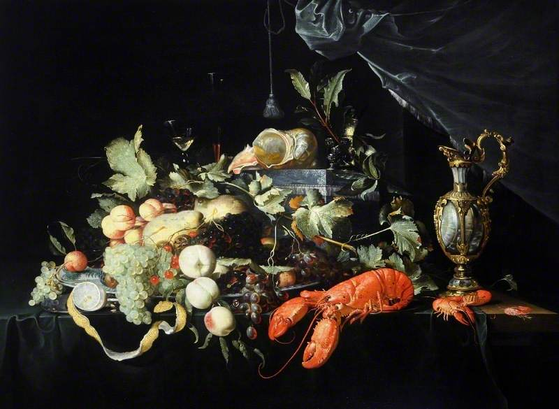 Fruit and Lobster