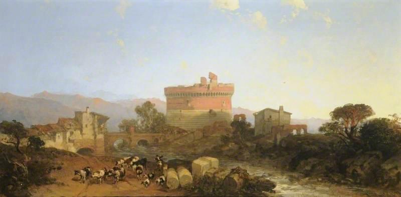The Mausoleum of Plautus Lucanus