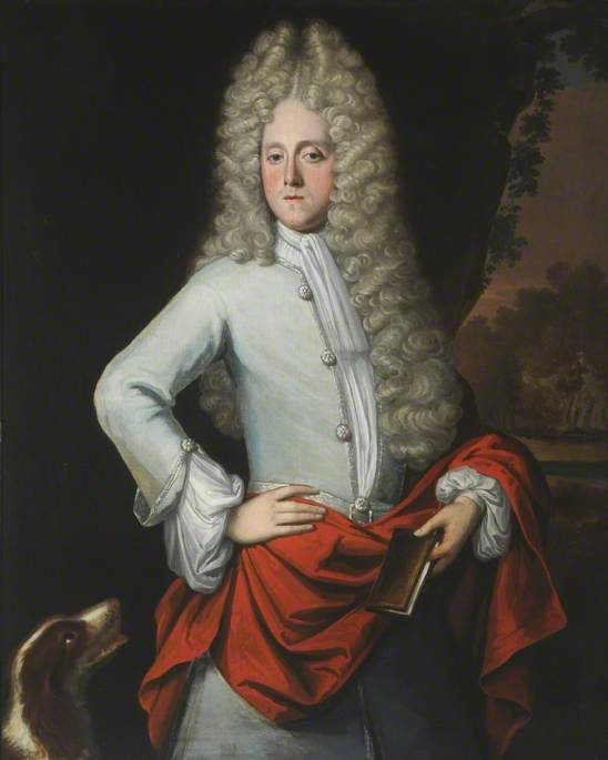 Sir William Lowther (1663–1729), 1st Bt