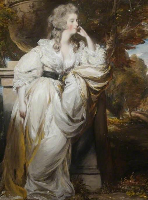 Adelaide Augusta Wilhelmina Dutton, Wife of Sir Henry Hunloke