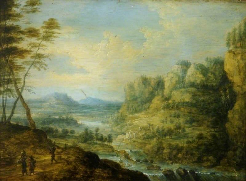 A River Scene