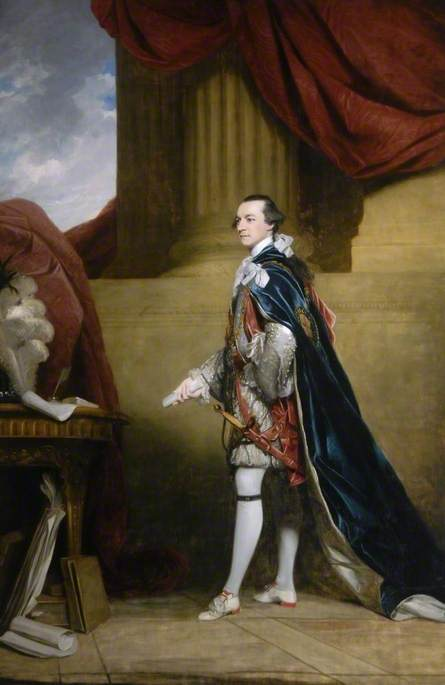 The Most Honourable Charles Watton-Wentworth (1730–1782), 2nd Marquess of Rockingham