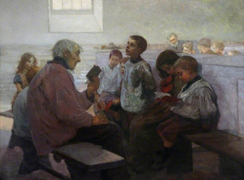 The Mariner's Sunday School