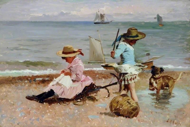 Children at Play
