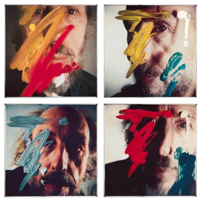 Four Self Portraits - 05.3.81