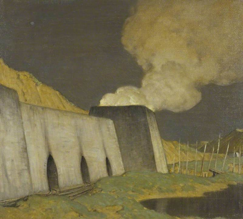 The Burning Kiln