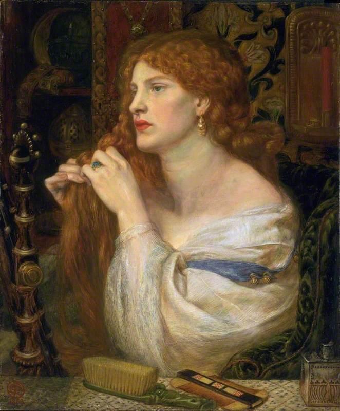 Aurelia (Fazio's Mistress)