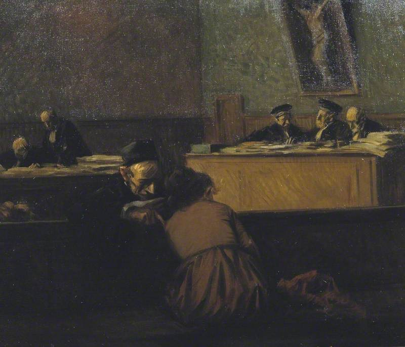 The Tribunal (Le Tribunal)