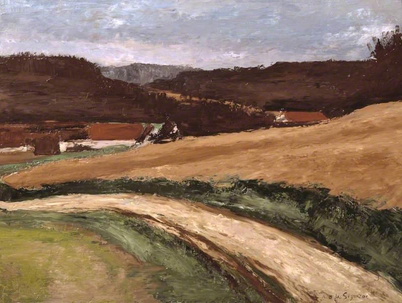 The Farm on the Estate (La Ferme dans la terre)