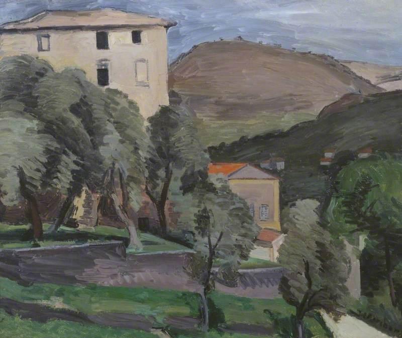 Landscape at Vence