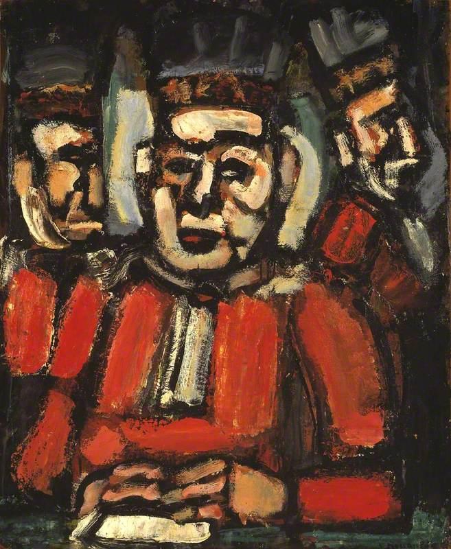 The Three Judges (Les Trois Juges)
