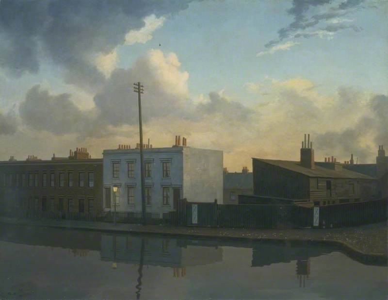 The Surrey Canal, Camberwell