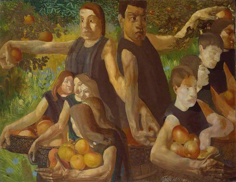 Apple Gatherers