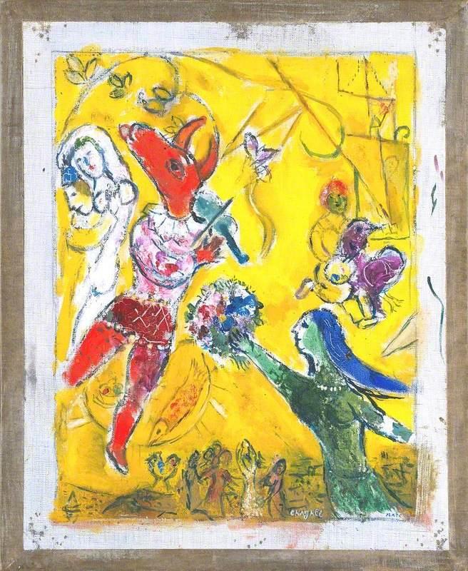 The Dance and the Circus (La Dance et le cirque)