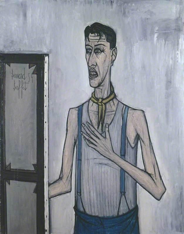 Portrait of the Artist (Portrait de l'Artiste)