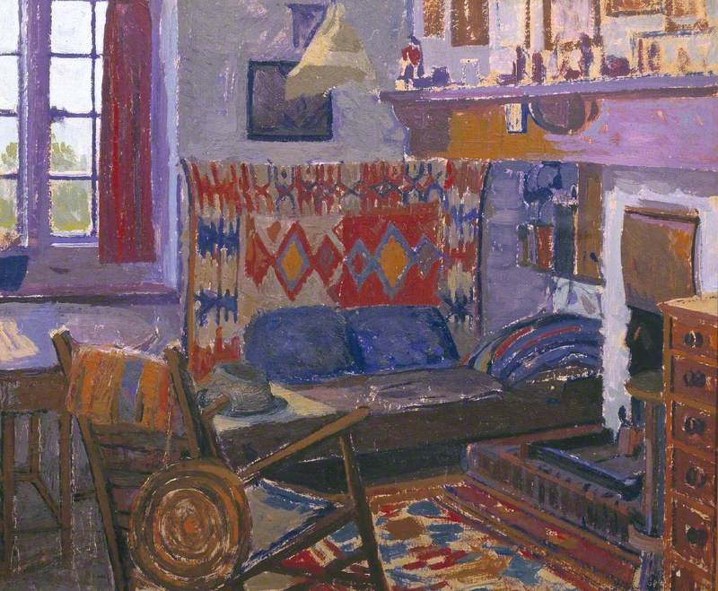The Artist's Room, Letchworth