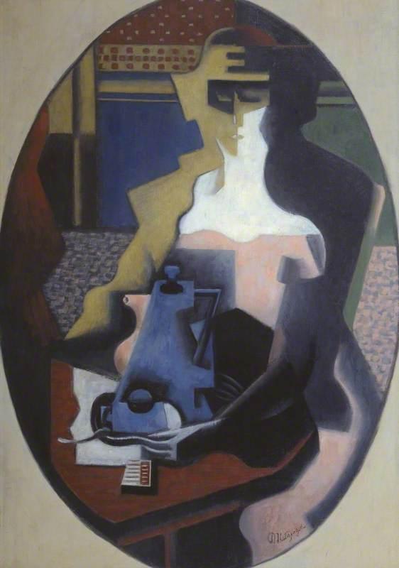 Woman with a Coffee Pot (La Femme à la cafetière)
