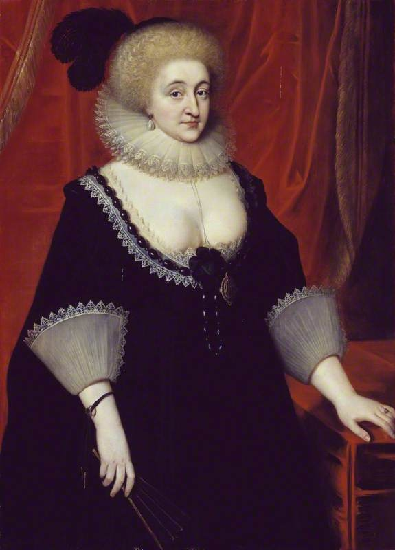 Lady Elizabeth Grey, Countess of Kent
