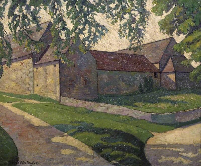 The Big Barn, Frampton Mansell
