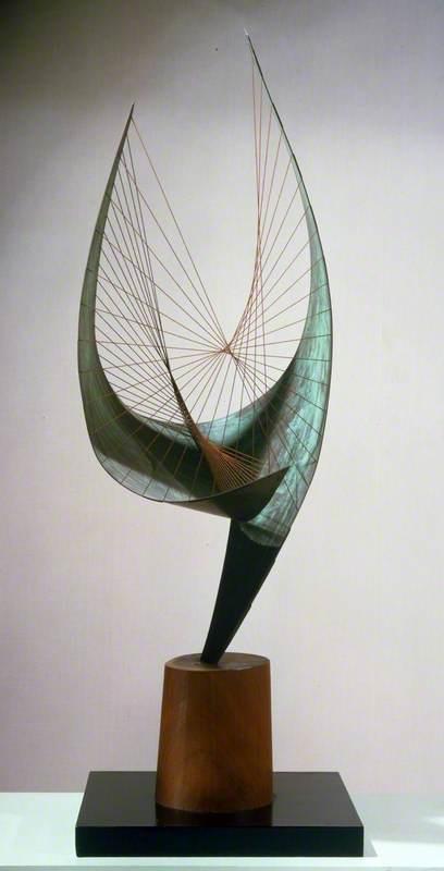 Orpheus (Maquette 2) (Version II)