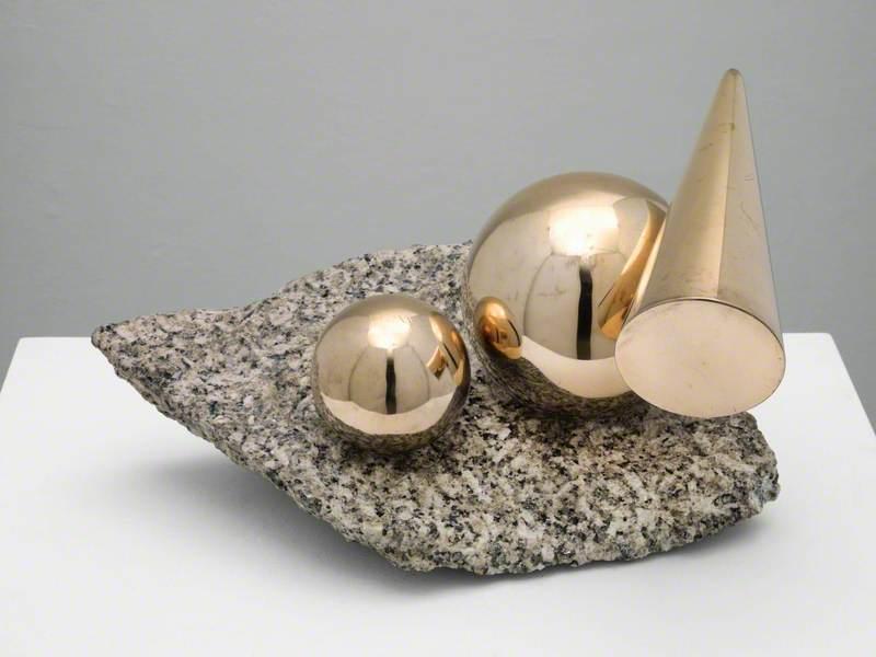 Balanced Forms in Gunmetal on Cornish Granite