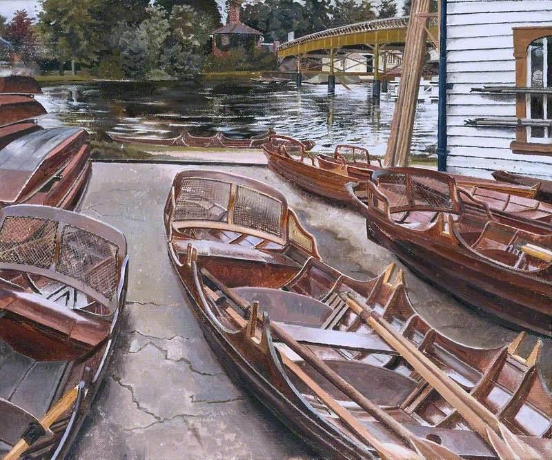 Turk's Boatyard Cookham
