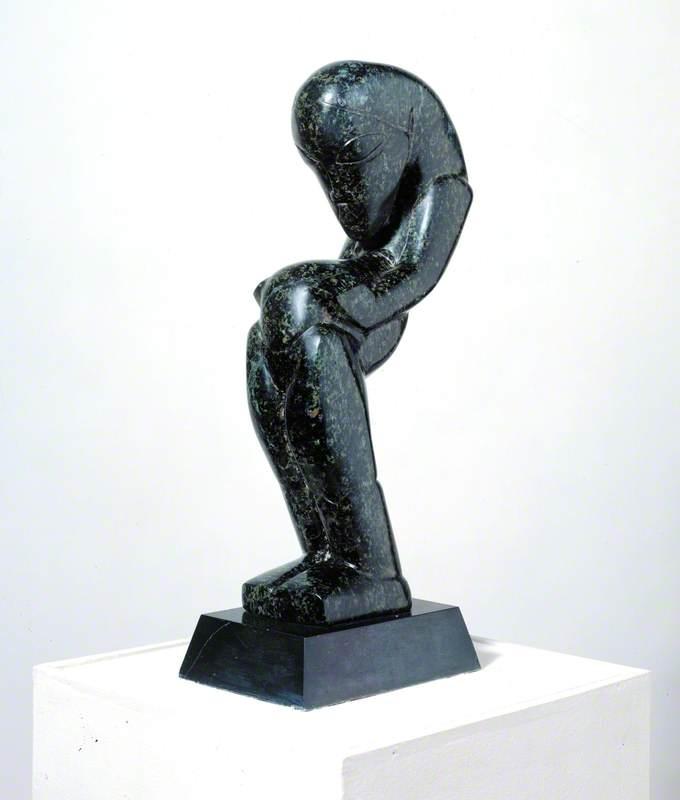 Female Figure in Flenite